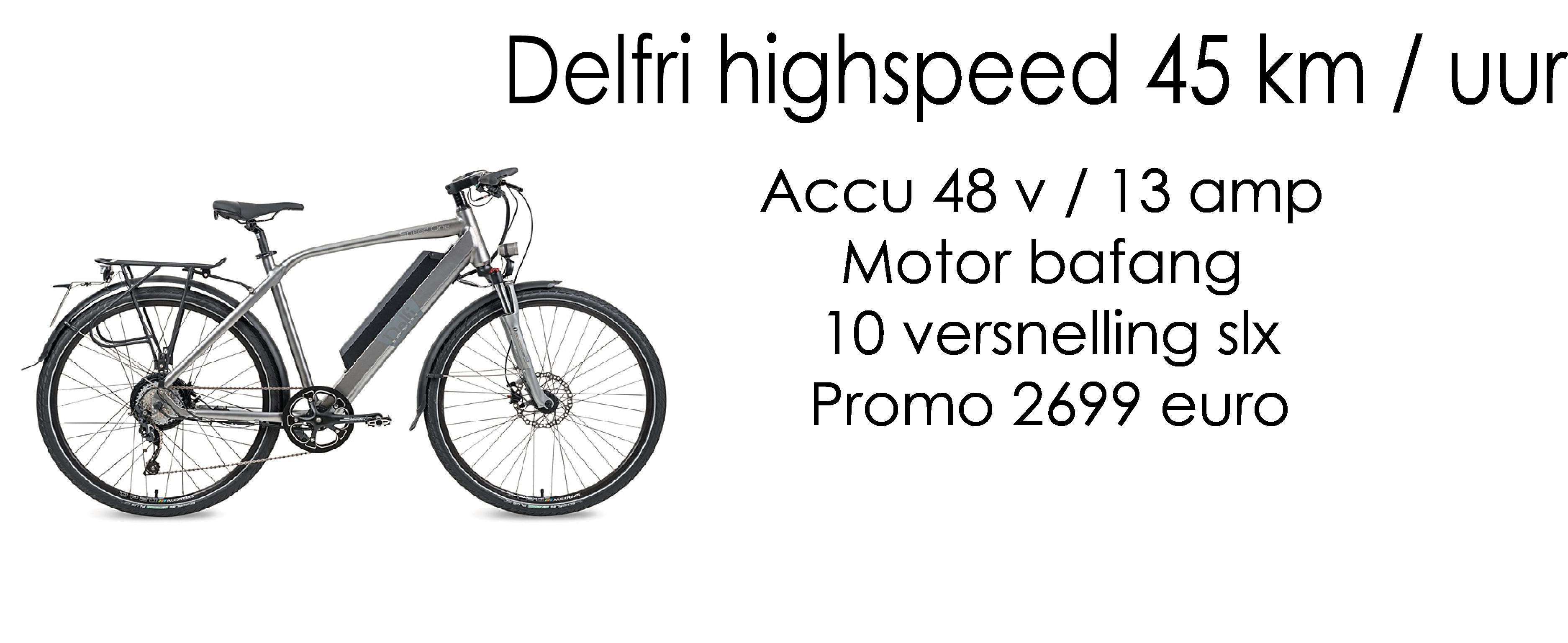 Delfti highspeed